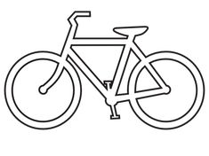 clipartist.net  » Clip Art   » bicycle route sign Squiggly SVG