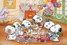 Daisy Hill Puppies Party - Snoopy's Siblings Follow me & The Gang :)  https://www.pinterest.com/plzmrwizard67/