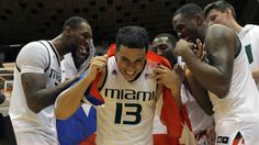 Having seen Puerto Ricans Carlos Arroyo and J.J. Barea have long, successful NBA career, Miami Hurricanes point guard Angel Rodriguez hopes to one day join them.