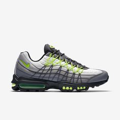 Nike Air Max 95 SE - Shop online for Nike Air Max 95 SE with JD Sports, the  UK's leading sports fashion retailer. | Nike Air Max 95 SE Mens Shoes | ...