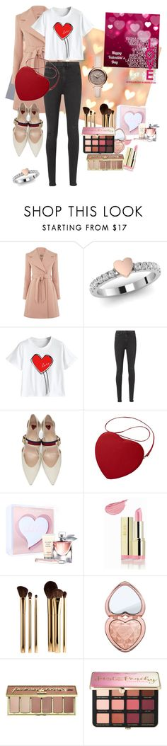 """Never Get Lost In Translation"" by tattooedmum ❤ liked on Polyvore featuring rag & bone, Gucci, Lancôme, Milani, Sephora Collection, Too Faced Cosmetics, tarte, FOSSIL, gucci and contestentry"