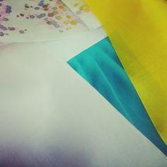 #노랑꽃창포 #첫한복 #아랑 #한복의상실