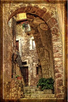 Santo Stefano di Sessanio, Italy- a trip to capture hundreds of images, then create art for my walls!