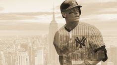 Aaron judge the new king of NYC