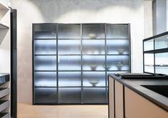 kitchen design | news 2018 from Zampieri Cucine (new showroom in Rome)