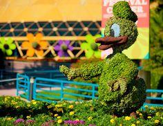 Epcot Flower & Garden Festival 2013 Guide - Disney Tourist Blog