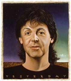 Braldt Bralds: Yesterday - Paul McCartney