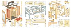 Free Woodworking Plans & Patterns