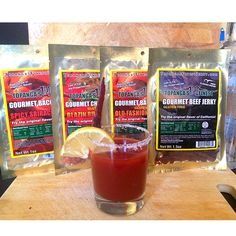 Which Topanga's Finest flavor will YOU add to your Bloody this weekend?! www.topangasfinest.com
