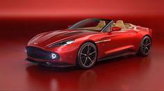 The Aston Martin Vanquish Zagato Volante Will Leave You Breathless
