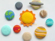 Sonnensystem, Planeten , Magnetischer Planet
