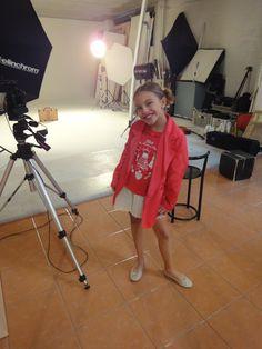 #ubs2barcelona #ubs2 #makingof #lookbook #summer15 #childrenswear #kidswear #sharinghappiness #silencioserueda #modabebés #babywear #modainfantil