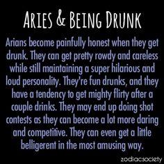 Fun. Ha so true. I'll drink to that.