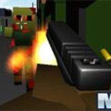 Minecraft: Zumbi Blocks 905