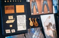Behind the Design: Our New Men's Denim Washes - Read more at our blog.