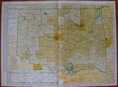 Details About Vintage UNITED STATES Map US USA Map POPULATION - Map of the us poster size