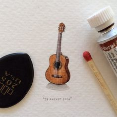 """Cape Town-based artist Lorraine Loots took up a remarkable 365-day challenge: to create a miniature painting every single day for an entire year. The artist began her challenge in the beginning of 2013 and, after enjoying the routine of her successful challenge, she decided to continue with the """"Postcards for Ants"""" project in 2014."""