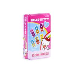 Pressman Hello Kitty Dominoes The Sales Partnership Ltd Hello Kitty Games, Electronic Toys, Board Games, Lunch Box, Fun, Image Link, Electronics, Amazon, Riding Habit