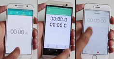 HTC ONE M9 Plus vs iPhone 6 si Samsung Galaxy S6 - testul performantelor (Video) | iDevice.ro