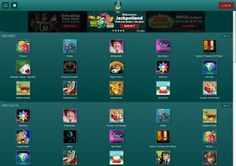 JackPot Land Casino Its target audience is mainly the European market.
