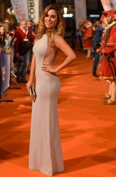 La transformación de Blanca Suárez en la alfombra roja - Blanca Suárez