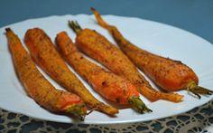 moksha.hu | Ínyenc kaland: Fűszeres, sült sárgarépa | http://www.moksha.hu