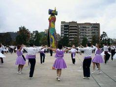 Sardana. Baile típico de Cataluña