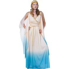Greek Goddess Costume Adult Halloween Fancy Dress - Ideas of Fancy Dress Sexy Halloween Costumes, Halloween Fancy Dress, Halloween Kostüm, Pirate Costumes, Couple Halloween, Adult Costumes, Star Costume, Queen Costume, Costume Dress