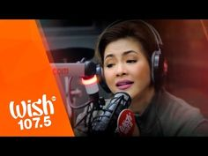 "Regine Velasquez-Alcasid sings ""Araw-Gabi"" LIVE on Wish Bus (Power. Ryan Cayabyab, Philippines Culture, Concert Tickets, Trending Videos, Karaoke, Love Songs, Wish, Music Videos, How To Become"