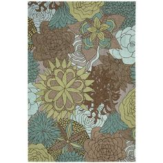 Living area rug (Wayfair)