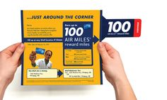 Shell Direct Mail by Chris O'Shaughnessy, via Behance