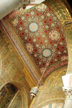 Umayyad Mosque, Damascus, Syria http://archilaura.blogspot.it/2015/11/wonderful-syria.html