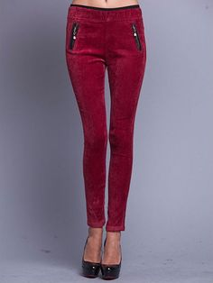 Fashion Long Tapered Pants : KissChic.com Cheap Pants, Online Sales, Cheap Fashion, Fashion Pants, Pants For Women, Skinny Jeans, Style, Swag, Stylus