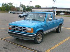 1992 ford ranger xlt extended cab sb - Lifted 1992 Ford Ranger