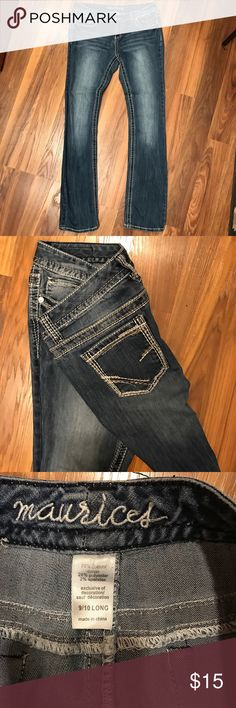 Maurice's boot cut jeans Perfect condition Maurices Jeans Boot Cut