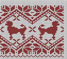 poodle knitting chart - Google otsing