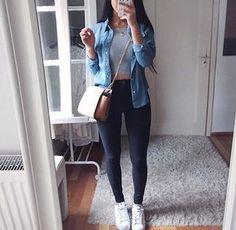 Le encantarás a primera vista con estos outfits.