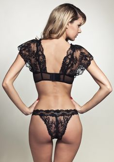 La Perla via Pleasurements