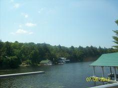 The Muskoka River in Bracebridge Ontario, River, Outdoor, Outdoors, Outdoor Games, The Great Outdoors, Rivers