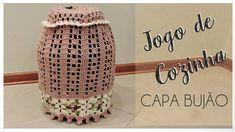 JOGO DE COZINHA -CAPA BUJÃO/DIANE GONÇALVES