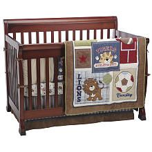 "Kids Line Animal All Stars 4-Piece Crib Bedding Set - Kids Line - Babies ""R"" Us"