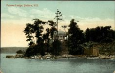 Halifax NS Princes Lodge C1910 OLD Postcard | eBay