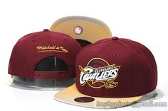 Cleveland Cavaliers City Undervisor Snapback Hats Wine|only US$6.00 - follow me to pick up couopons.