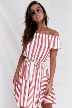 OUTSIDE LINES dress