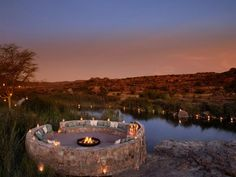 Situated against the foothills of the Cederberg Mountains, #Bushman's Kloof offers the chance to truly relax in the wide open plains of this Natural Heritage Site. Ideal for romantics who want to escape the city. #SouthAfrica #SecretAfrica