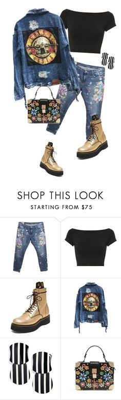 """Take me down to the Paradise City..."" by girlyskullsam ❤ liked on Polyvore featuring Polo Ralph Lauren, Helmut Lang, Lele Sadoughi and ALDO"