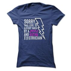 Sorry This Girl Is Taken Electrician