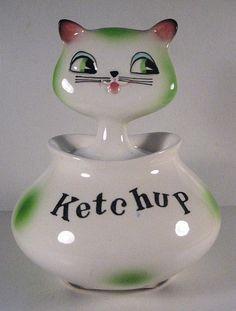 Holt Howard on Pinterest | Kittens, Pixies and Salt Pepper Shakers