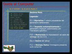 Lezione 45 (VIDEO) - IL 1° AVVIO - IL B.I.O.S. Parte 5. Inizi a vedere un B.I.O.S. ad interfaccia grafica che rende più semplice l'interazione con il programma.