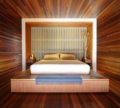Resultado de imagen para habitaciones decoradas con madera